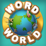Word World - A word game Icon