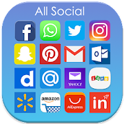 Messengers : All in One Chat video Social Networks