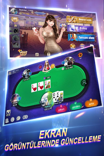 Tu00fcrkiye Texas Poker 5.9.0 screenshots 9