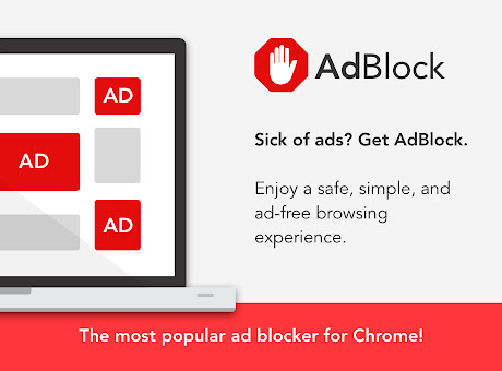 AdBlock — best ad blocker