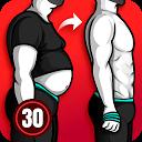男性用減量アプリ - 30日間で体重減少