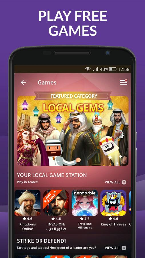 Screenshots of WIZZO Play Games & Win Prizes for iPhone
