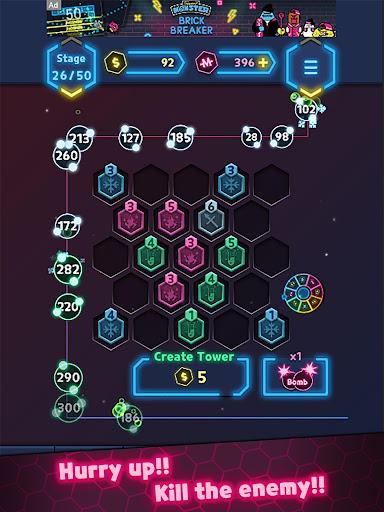 NeonMergeDefence 1.3.2 screenshots 12