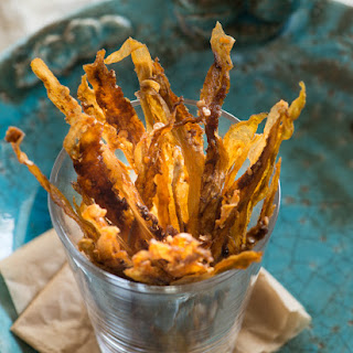 """Eggplant """"Fries"""" Recipe"""