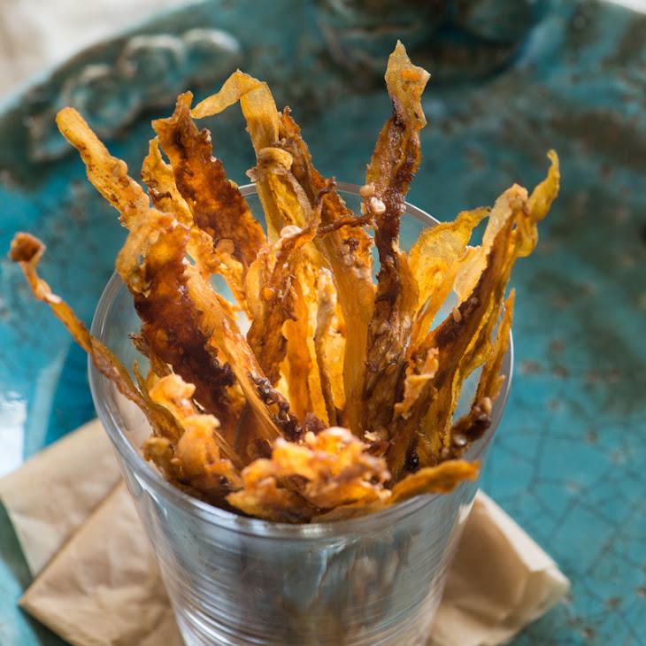 "Eggplant ""Fries"""