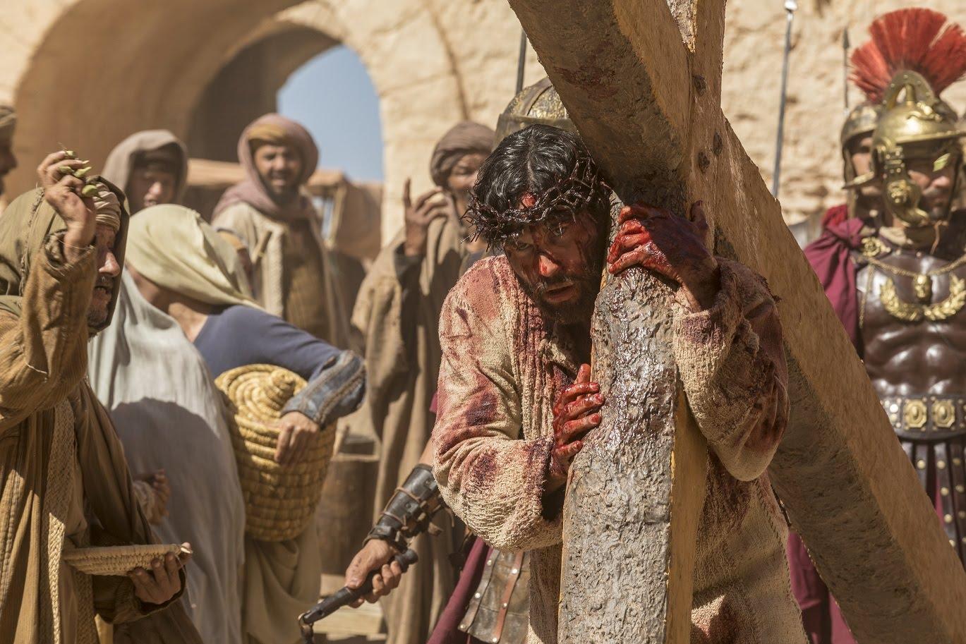 Jesus Via dolorosa Novela Jesus Record TV