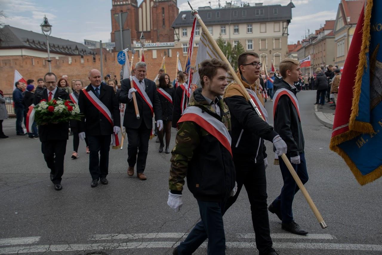 Mechaniczniak na obchodach 100. rocznicy Odzyskania Niepodległości.