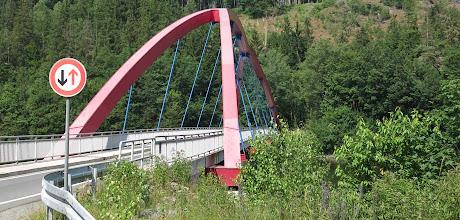 Photo: Brücke Burgkhammer