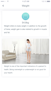 Huawei Body Fat Scale - náhled
