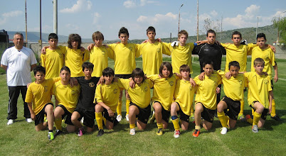 Photo: 2010-11 Τελικός Προπαιδικού Πρωταθλήματος ΕΠΣ Κοζάνης ΑΕΚ - Κοζάνη 2004 0-0, 4-3 στα πέναλτυ