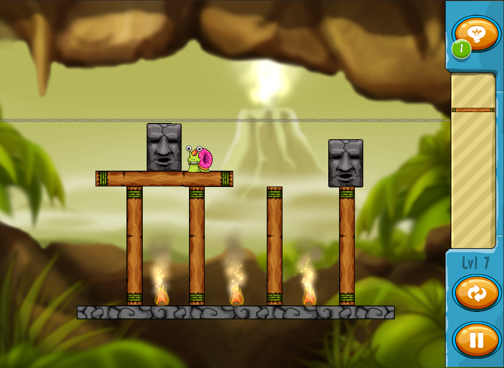 Save the snail 2- screenshot
