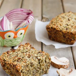 Low Carb Vegan Seed Loaf