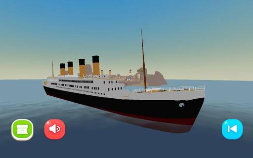 Transatlantic Ships Sim 4.0.8 screenshots 5