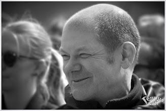 Photo: Olaf Scholz (geboren am  14. Juni 1958 in Osnabrück) ist ein deutscher Politiker der SPD und seit 2011 Erster Bürgermeister von Hamburg und ab 2018 Finanzminister der Bundesrepublik Deutschland.