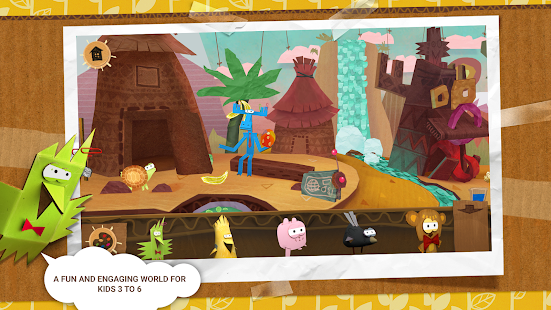 Paper Tales- screenshot thumbnail