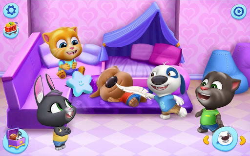 My Talking Tom Friends 1.2.1.3 screenshots 11