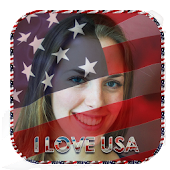 My USA Flag Photo Editor