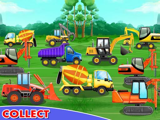 Construction Vehicles & Trucks - Games for Kids 1.8.1 screenshots 12