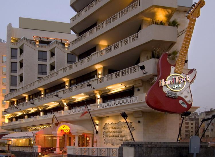 Photo: Hard Rock Cafe Beirut