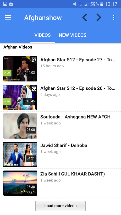 Afghan Online Shopping - YouTube