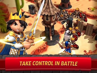 Royal Revolt 2: Tower Defense 10