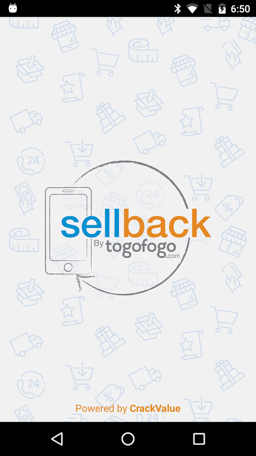 SellBack - Sell your old Phone- screenshot
