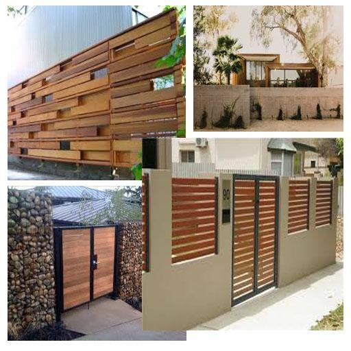 101+ Desain Pagar Rumah