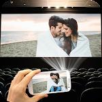 Video Projector Prank Icon