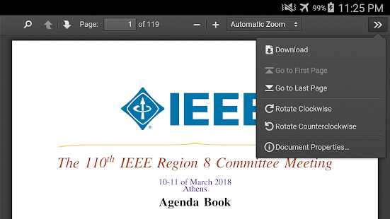 Download free IEEE Region 8 Athens 2018 for PC on Windows and Mac apk screenshot 7