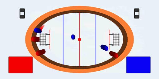 HOT PUCK -Brainless hockey