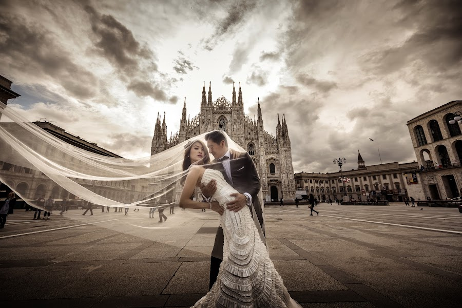 Wedding photographer Cristiano Ostinelli (ostinelli). Photo of 28.04.2017