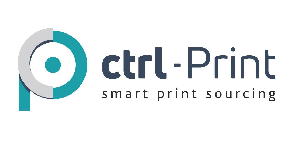 CTRL Print - Logo - Branding - Visual Identity - Peppermint Media
