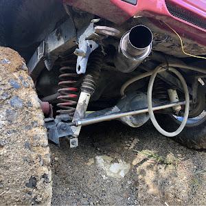ジムニー JB23w1型 車高4インチUPのカスタム事例画像 Sterbenさんの2021年09月24日15:42の投稿