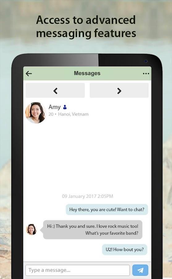 Free dating apps vietnam