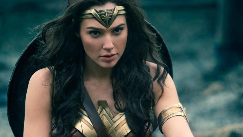 Gal Gadot en la piel de 'Wonder Woman'.