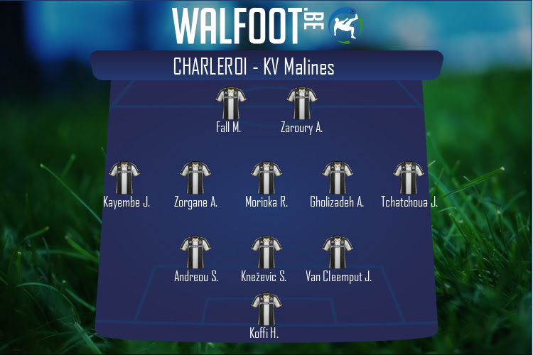 Charleroi (Charleroi - KV Malines)