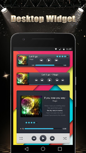 Music Player - Audio Player with Sound Changer 1.2.2 screenshots 7
