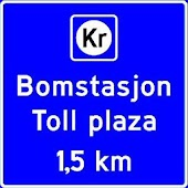 Norway Road Toll Lite