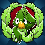 Swoopy Bird Icon