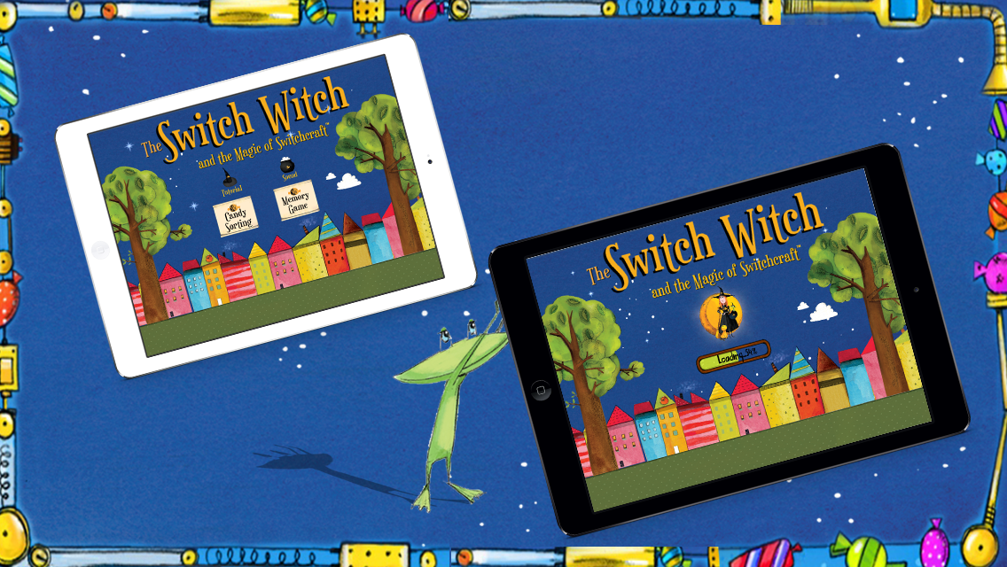 The Switch Witch- screenshot