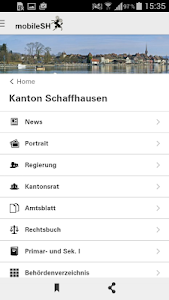 mobileSH screenshot 3