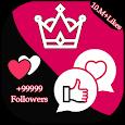 My tik Fans : Get Followers & Likes