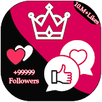 My tik Fans : Get Followers & Likes Icon