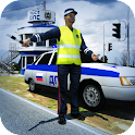 Highway Russian Police icon