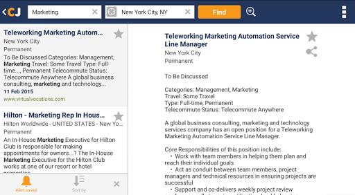 Jobs - Job Search - Careers Screenshots 10