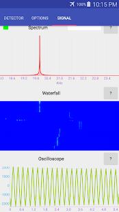 UltraSound Detector - náhled