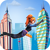Sky Rope Swing : The Flying Rope Guy Android APK Download Free By Gaming Zone LLC