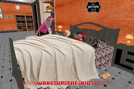 Virtual Grandma Family Fun  captures d'u00e9cran 1