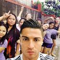 Selfie With Cristiano Ronaldo - Photo Maker Editor icon