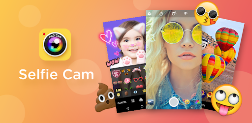 Selfie Camera & Photo Editor app (apk) free download for Android/PC/Windows screenshot